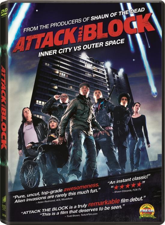 Atack the Block